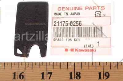 Kawasaki 2010-2020 Concours Spare Fob Key 21175-0256 New Oem