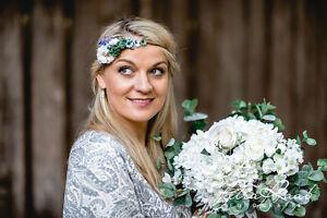 Details Zu Blumenkranz Bluten Braut Frisur Hochzeit Boho C10