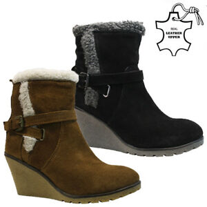 MEMORY FOAM WARM FUR BIKER WINTER ANKLE
