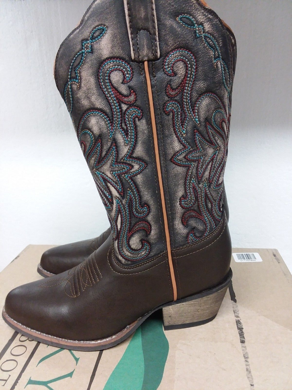 Smoky Mountain Women's Fusion    1 Western Boot, Round Toe, 6685, US; 7 40a383