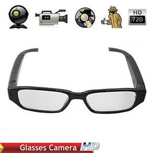 001f6650a3356 A imagem está carregando Hd-720P-oculos-Oculto-Espiao-Camera-Escondida-Dvr-
