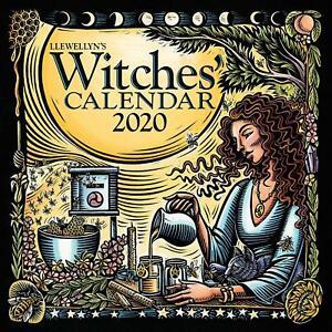 Llewellyn-039-s-2020-Witches-Calendar-by-Llewellyn-Publications
