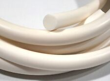 Rubber Silicone Cord / O Ring White 6mm