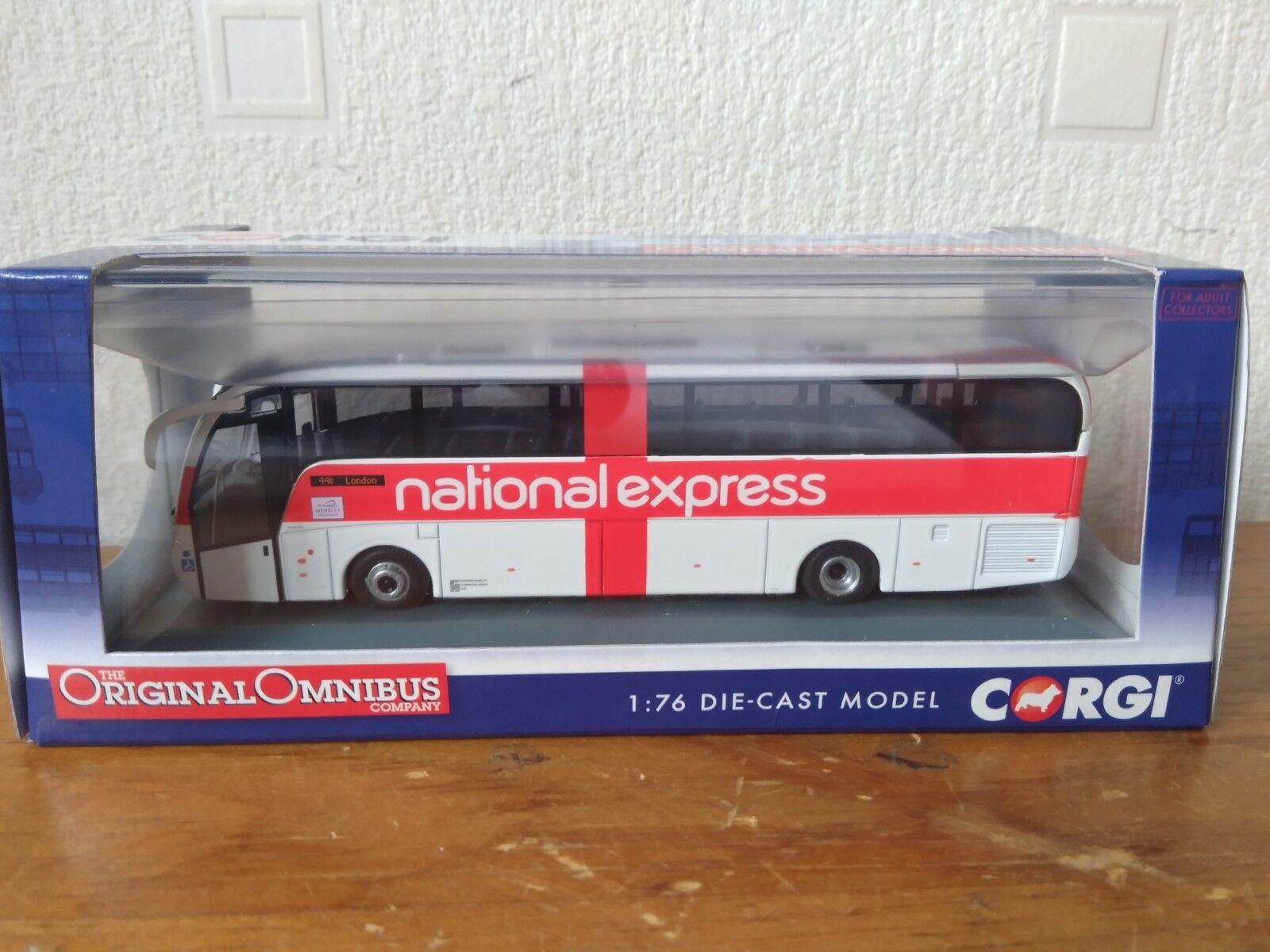 OM46407B NATIONAL EXPRESS  BUS