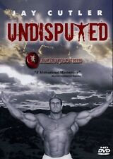 Jay Cutler: UNDISPUTED BODYBUILDING 4X MR OLYMPIA Phil Heath Ronnie Coleman dvd