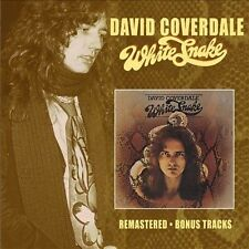 Whitesnake by David Coverdale/Whitesnake (CD, Aug-2011, Eagle Records (USA))