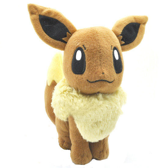 "New EEVEE 7.5""  Pokemon Rare Soft Plush Toy Doll"