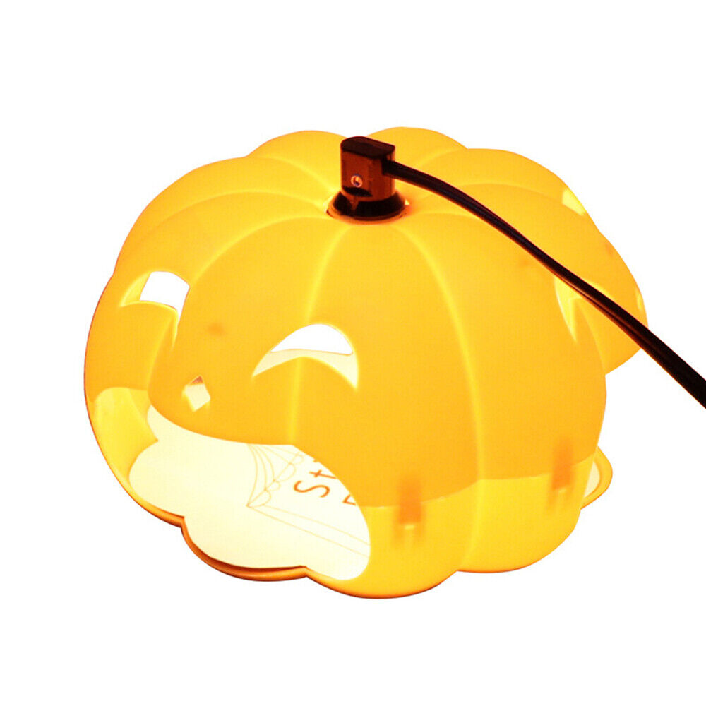 1 PC Pumpkin Shaped Flea Killer LED Electric Insect Trap Lamp for Kitchen