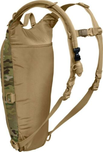 CAMELBAK THERMOBAK 3L MILSPEC CRUX INSULATED TACTICAL HYDRATION CARRIER PACK