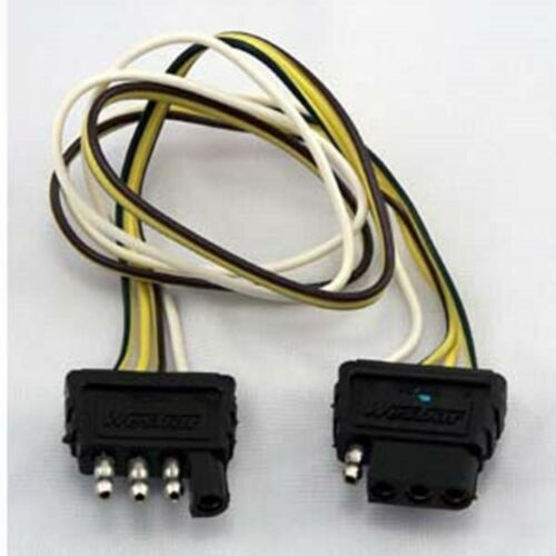 Wesbar 707254 Flat 4 Wiring Harness Extension