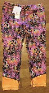 Puma Filles Collants Taille L Neuf Avec étiquette Youth Pantalon Neuf-afficher Le Titre D'origine