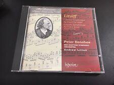 The Romantic Piano Concerto, Vol. 26 - Litolff Concerti Symphonique (CD Hyperion