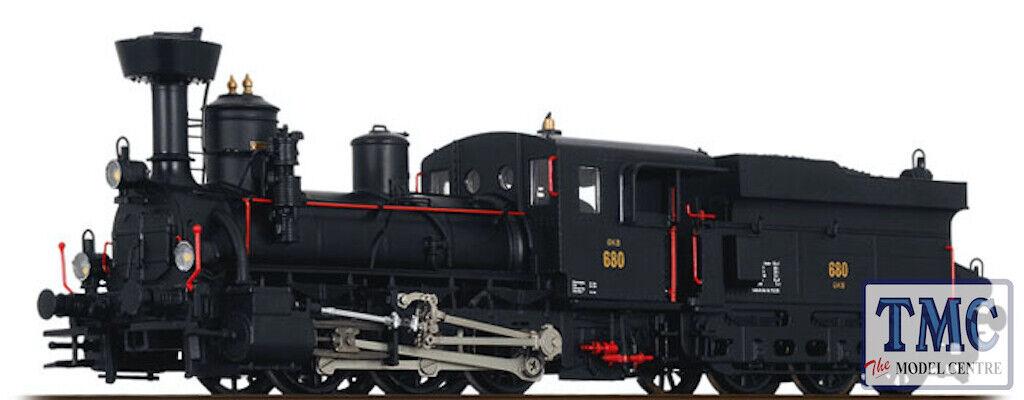 Tender Locomotive Class 680 GKB (Preserved) Ep.III