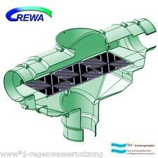 Regenwasserfilter REWA F-100XL (110mm) Zisternenfilter direkt vom Hersteller