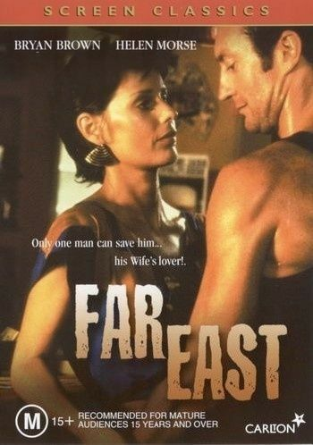 Far East DVD Bryan Brown Helen Morse 1982 Aussie Drama FREE POST