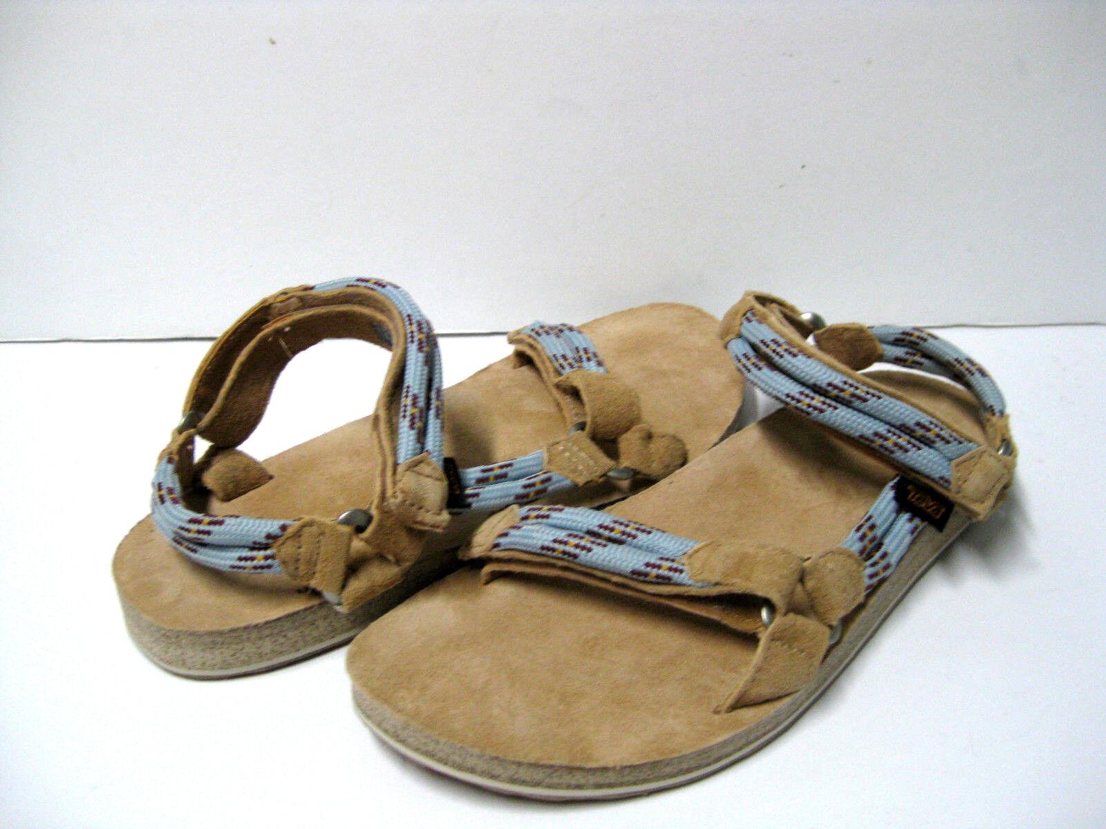 Teva Original Universal Rope Women Sport Sandals Sandals Sandals Canal bluee US 11 UK9 EU42 298b5f