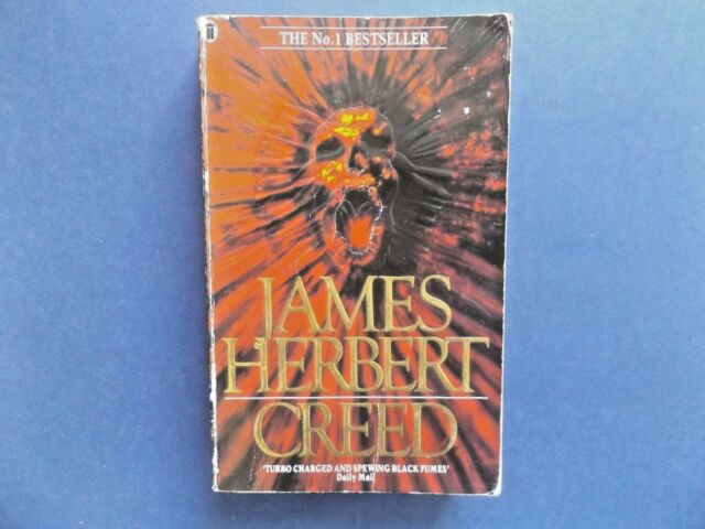 | @Oz |  CREED By James Herbert (1990), New English Library SC