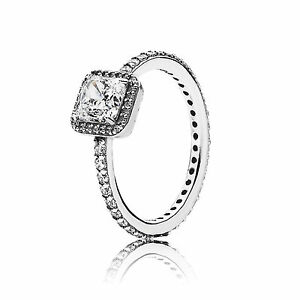 ee8160e96 Image is loading NEW-Authentic-Pandora-S925-ALE-Timeless-Elegance-Ring-