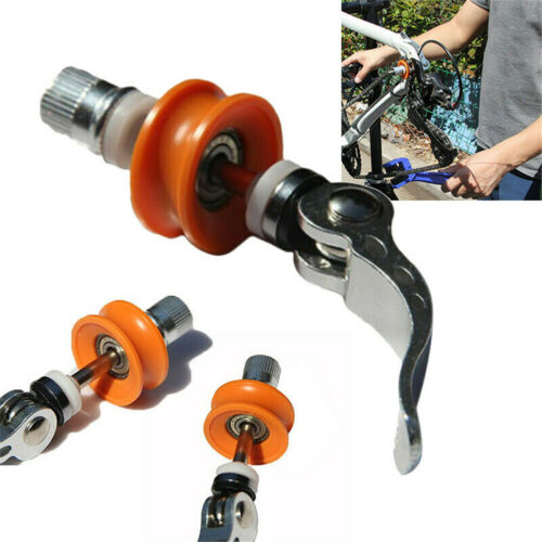 MEET Quick Cleaning Bike Dummy Hub Tool  Cycling Bicycle Chain Keeper Holder