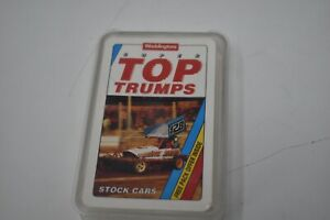 Vintage-Waddintons-Super-Top-Trumps-Stock-Cars
