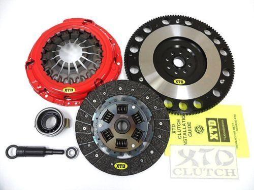 XTD STAGE 2 CLUTCH /&RACE FLYWHEEL KIT fits 06-13 IMPREZA WRX LEGACY GT 2.5L 5SPD