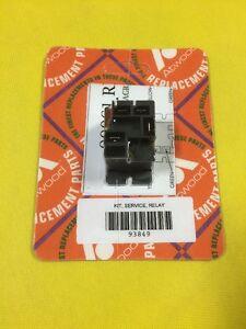 Rv Water Heater Relay Kit Atwood 93849 Ebay