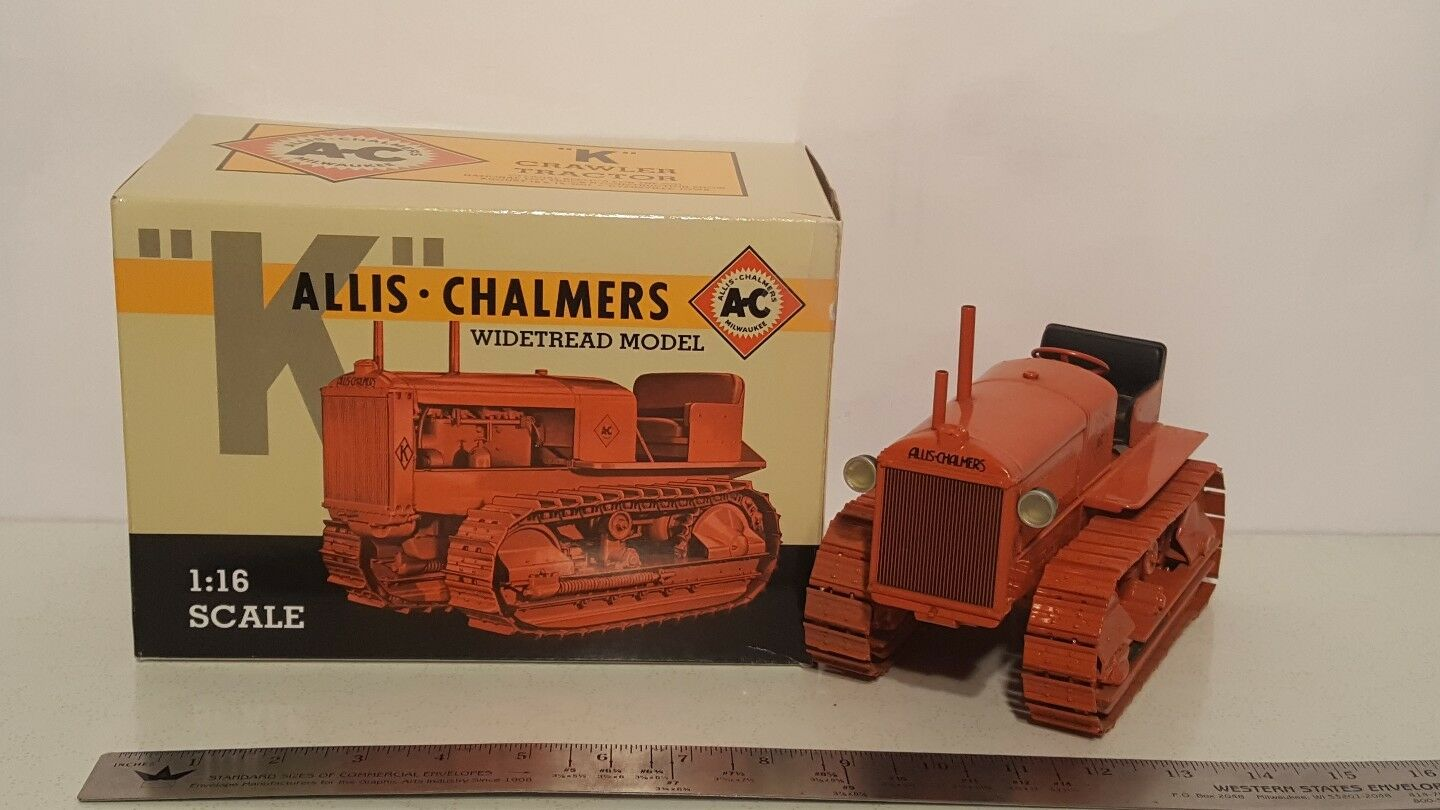 AC K Crawler 1 16 diecast metal construction Implement replica by SpecCast