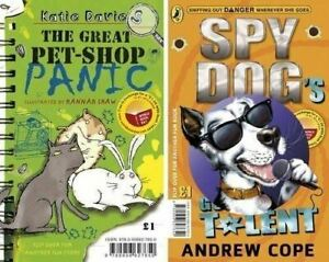 Spy-Dog-039-s-Got-Talent-amp-The-Great-Pet-shop-Panic-World-Book-Day-2011