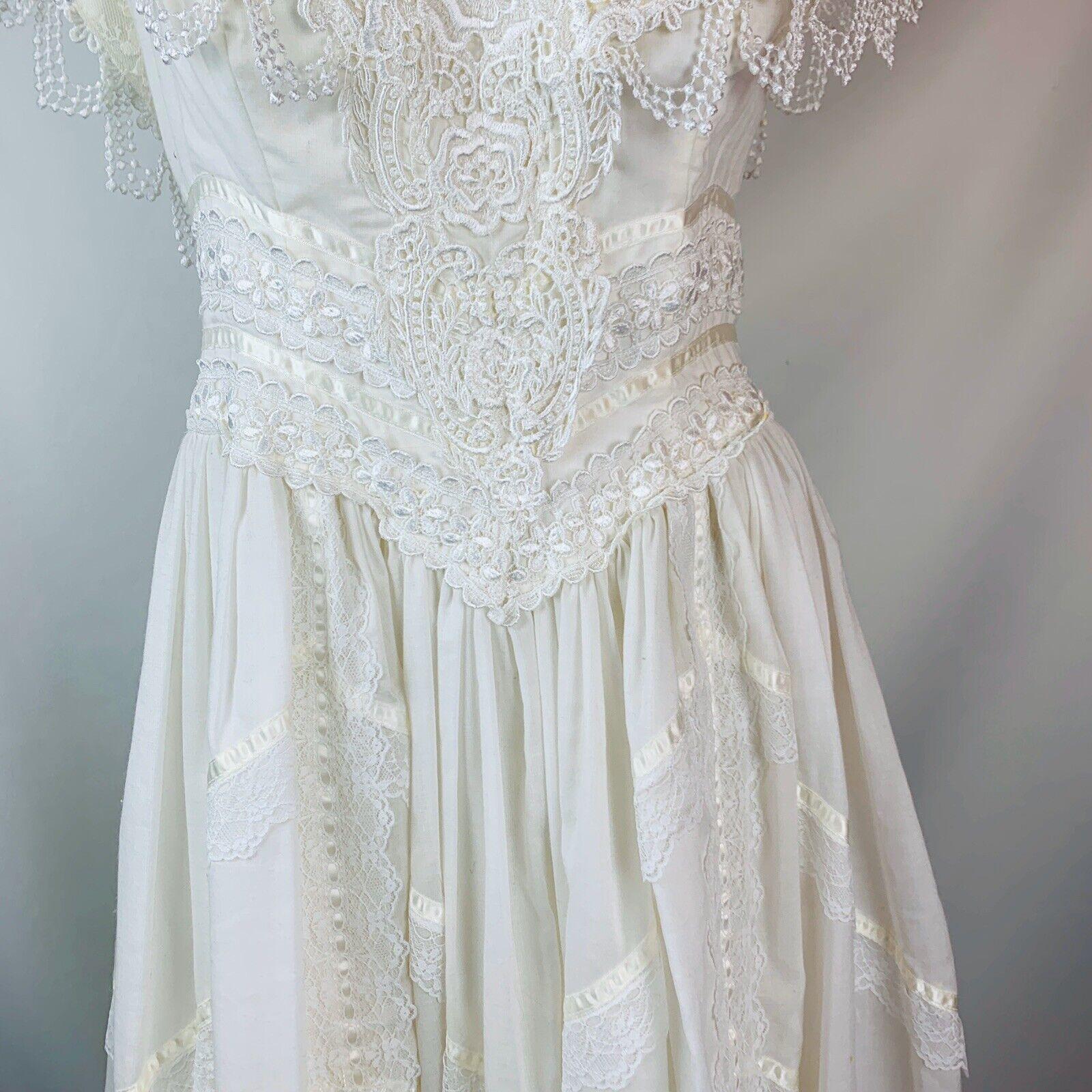 Jessica McClintock Bridal Gunne Sax Women's vinta… - image 10
