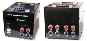 transformateur electrique 220v 110v et 110 220v 7500w. Black Bedroom Furniture Sets. Home Design Ideas