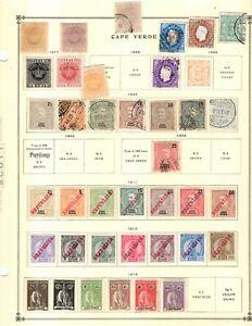 Kenr2: Cape Verde Collection from Huge Scott Intern Albums