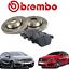 Indexbild 1 - Kit Dischi e Pastiglie Posteriori Brembo Mercedes Classe A (W176) B (W246/W242)