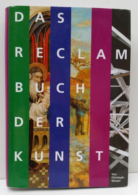 Das Reclam-Buch der Kunst. Wetzel, Christoph