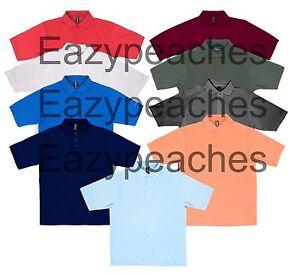 REEBOK-Mens-S-2XL-3XL-4XL-5XL-Performance-Wick-GOLF-Polos-Sport-dri-fit-Shirts