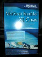 Magellan Mapsend Bluenav Xl Chart -east Gulf Of Mexico