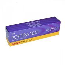5 Kodak Portra ISO 160 Color Negative 35mm Film ISO 160-135-36
