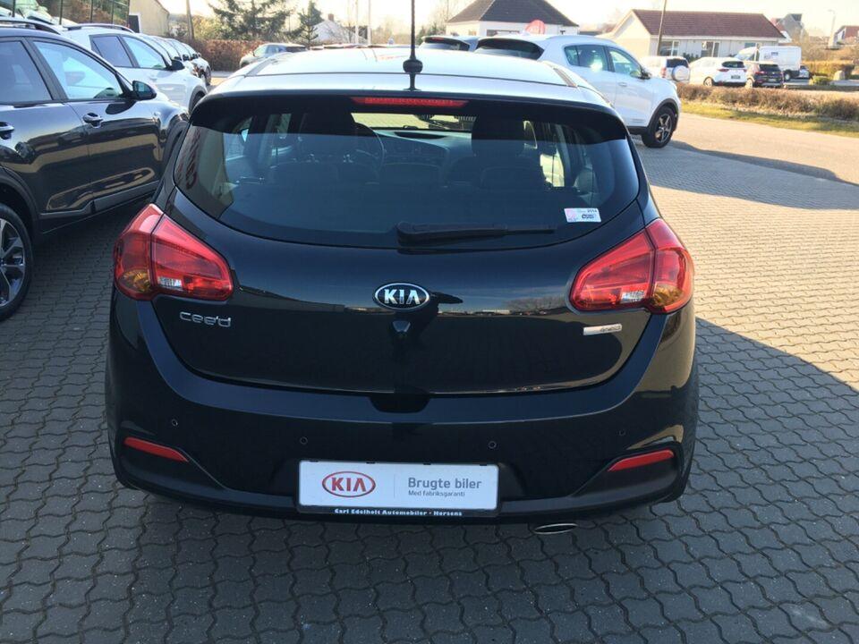 Kia Ceed 1,4 CVVT Collect Benzin modelår 2014 km 36000