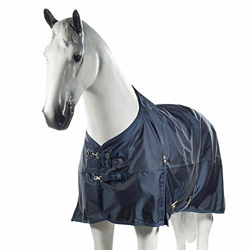 Horze Crescendo  Holbrook Turnout Sheet Breathable Weatherproof gold Trim  top brands sell cheap