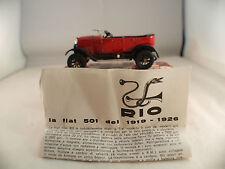 Rio 4 Fiat mod.501S Torpédo lusso 1918 en boite 1/43 pour restauration