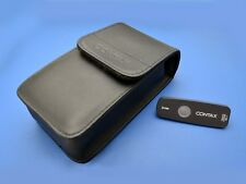 CONTAX TVS Digital Camera Leather Case with remote RC-1 set
