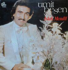 turkish turkey 1981 LP-umit besen-islak mendil - syntesizer- gatefold
