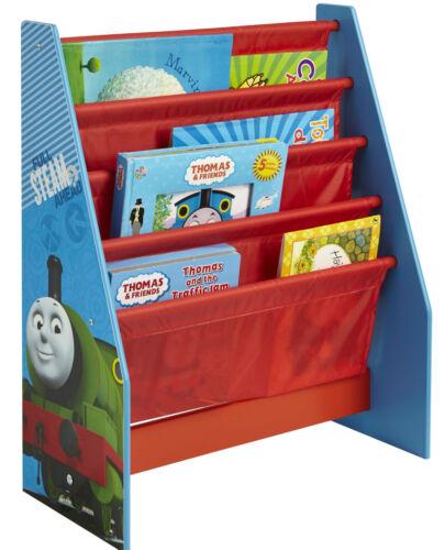 Thomas étagère de bibliothèque étagère enfants étagère Jouets Boîte mobilier pour enfants locomotive 470tm