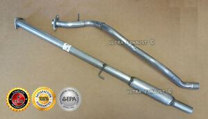 1997 1998 1999 2000 2001 Honda CR-V 2.0L Exhaust Pipe Resonator Pipe