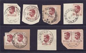 Victoria-postmark-selection-on-2-d-Lawson-piece