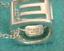 thumbnail 6 - Tiffany & Co ERA L-O-V-E Pendant Charm Necklace Sterling Silver Authentic Rare