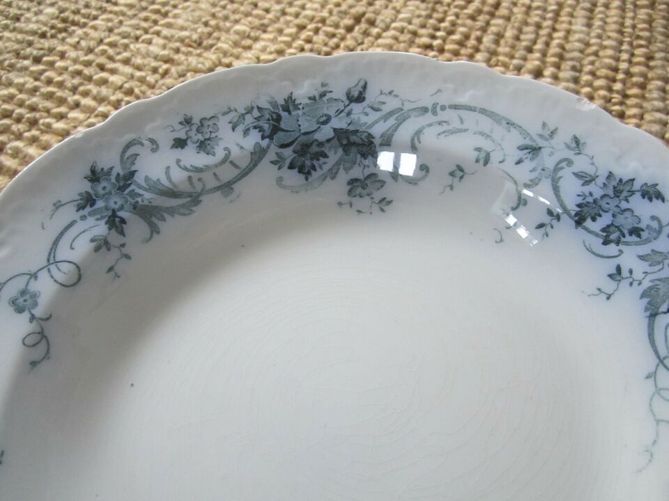 Porcelæn, Tallerkener, Villeroy Boch