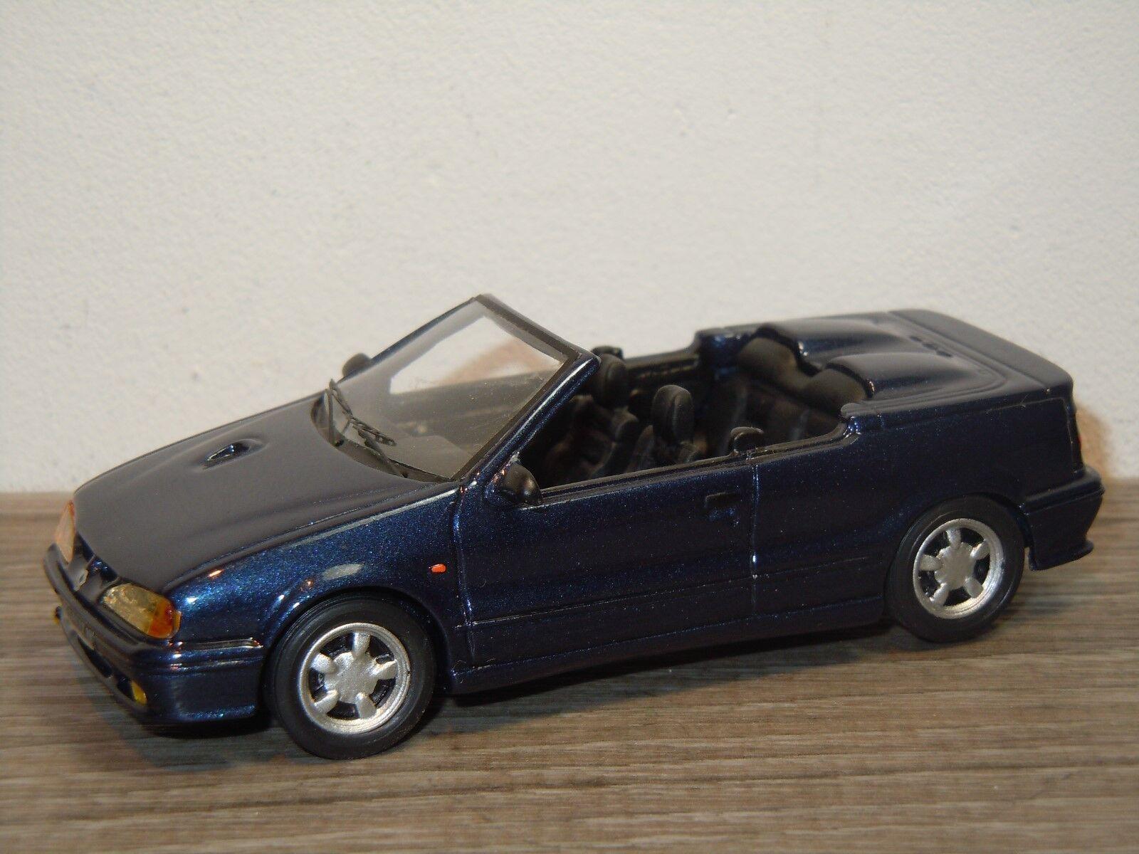Renault 19 16S Cabriolet - Macadam Plus France 1 43 36407