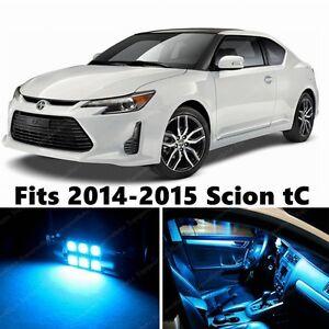 2015 Scion Tc Blue