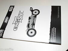 04001 LOSI TLR 1/8 8IGHT-T 4WD GAS TRUGGY INSTRUCTION MANUAL