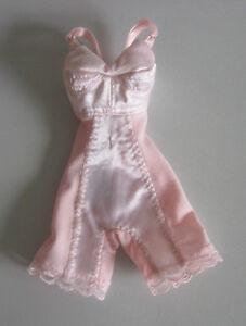 "WHITE Fashion Doll GIRDLE fit Candi 16/"" Ellowyne Gene Tyler FM Jackie Revlon"